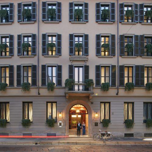 house organ mandarin oriental milan hotel