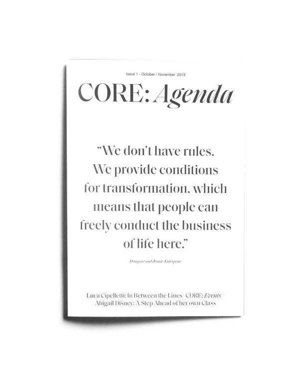 core agenda 1