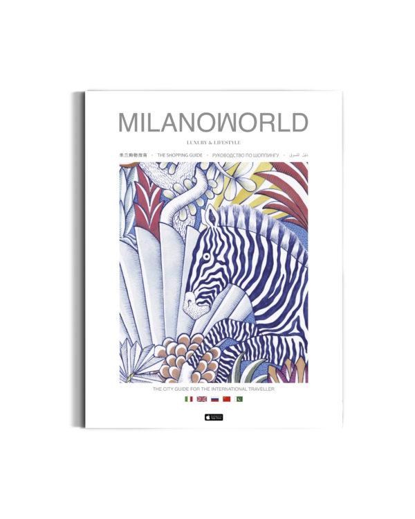 world magazine cover salone del mobile