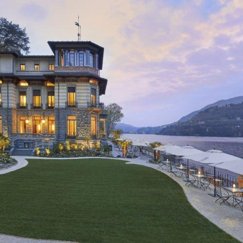 house organ mandarin oriental lago di como hotel